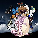 Butterfly Masquerade by Sally McLean