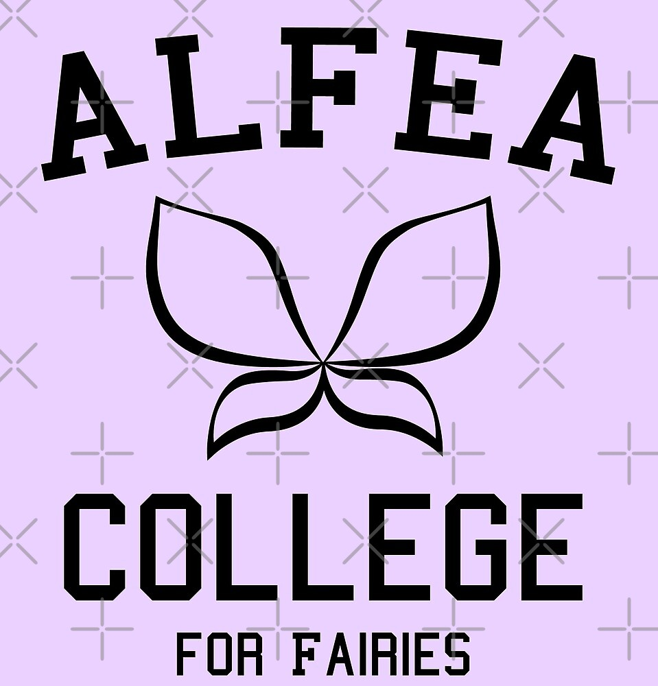 Alfea College by kdm1298
