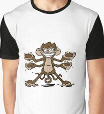 Fist Full Graphic T-Shirt