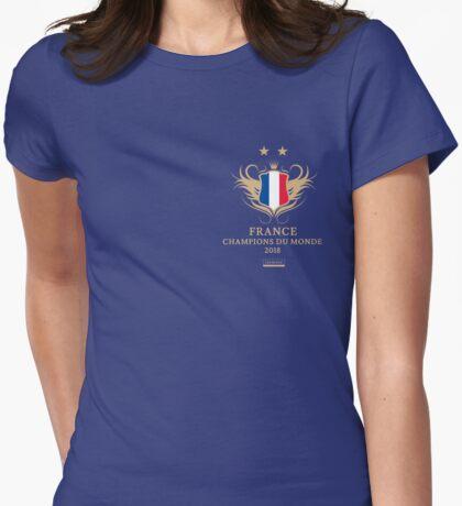 France Champion Du Monde 2018 • Les Bleus • Football World Cup Champion 2018 ID 9-1 T-Shirt