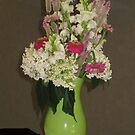 Flowers For My love by Linda Miller Gesualdo