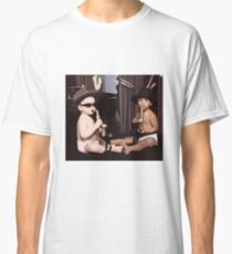 Camiseta clásica The Office Angelas Saxophone Babies