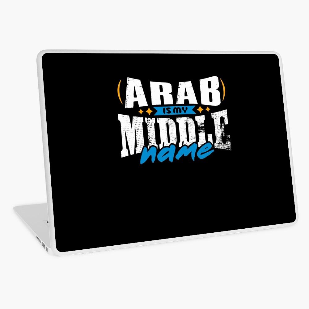 ARAB 01 Laptop Skin