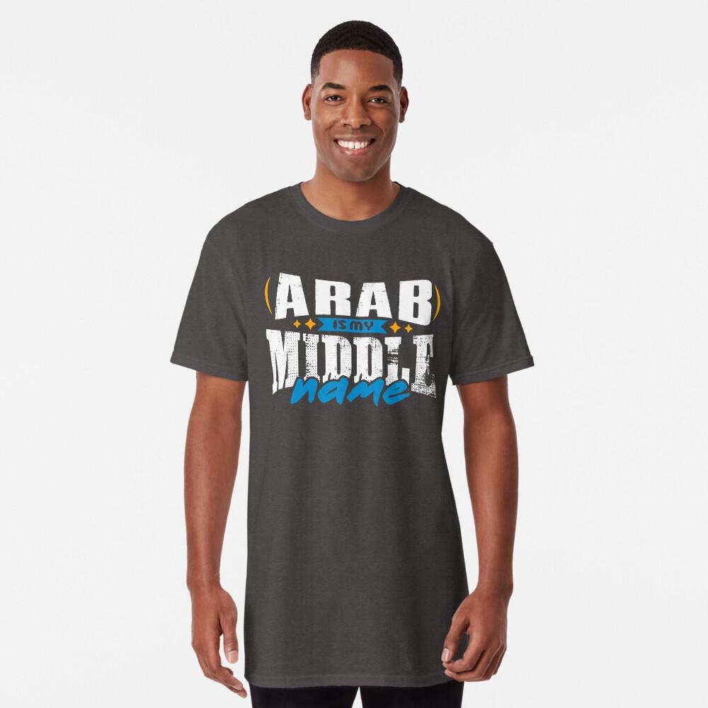 ARAB 01 Long T-Shirt