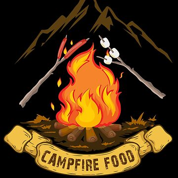 CAMPFIRE FOOD by icedrum