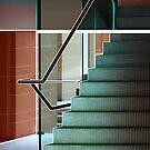 Stairwell 01019 by Zern Liew