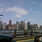 The trip to see uncle j on the bqe by Damijuan509