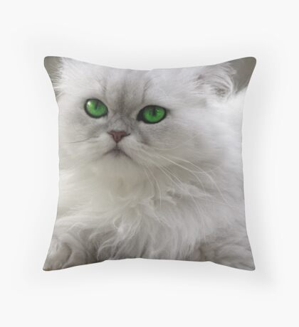 Little Lady... Throw Pillow