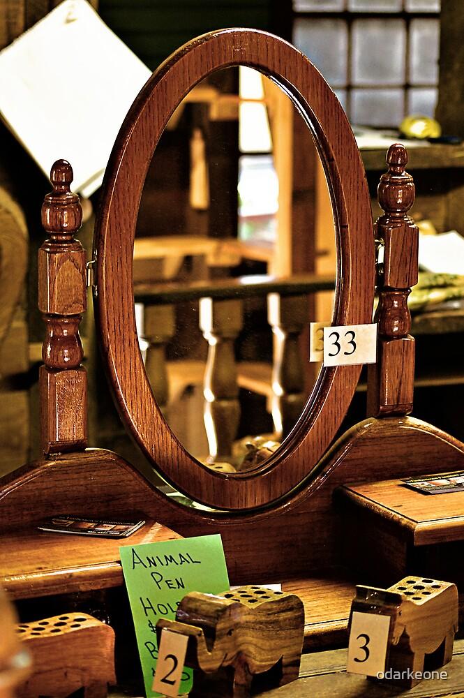 The Mirror by odarkeone