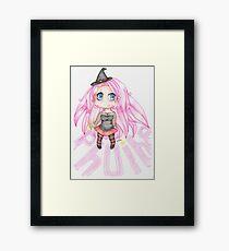 Angry Phoibe Framed Print