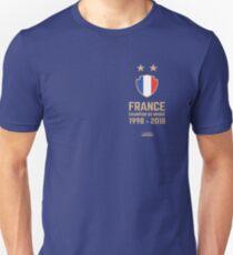France World Cup Champion 2018 ID 6-1 Unisex T-Shirt