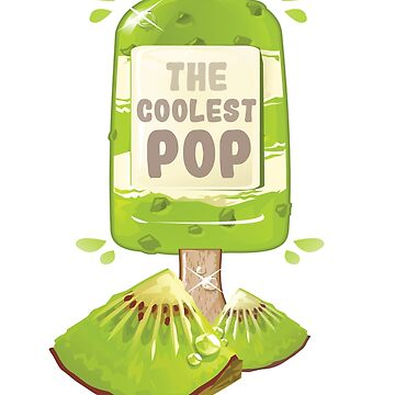 Cool Paddle Pop T-Shirt by AmyBou