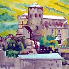 Chateau Valere by Jim Phillips