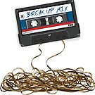 Break up mix tape by Nathan Smith