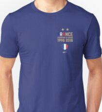 France Champion Du Monde 2018 • Les Bleus • Football World Cup Champion 2018 ID 4-1 Unisex T-Shirt