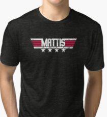General Mattis Tri-blend T-Shirt