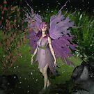 Purple Fae by Julie Miles