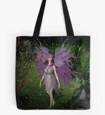 Purple Fae Tote Bag