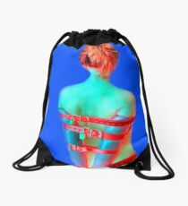 LOVE LOK Drawstring Bag
