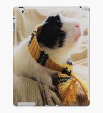 Piggy in a Scarf iPad Case/Skin