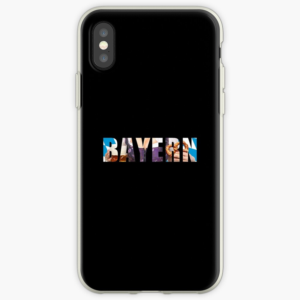 BAYERN iPhone-Hüllen & Cover
