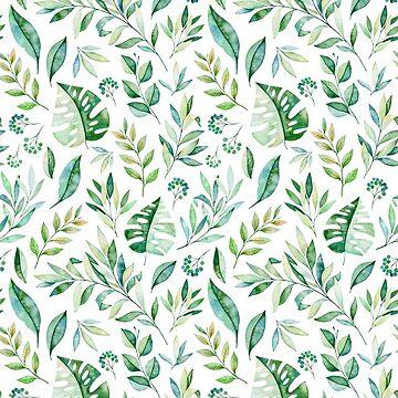 Botanical leaves by creative97