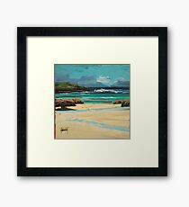 Barra Breeze 1 Framed Print