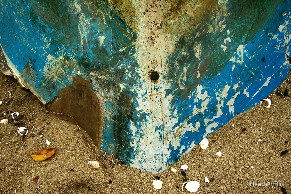 Shabby Ship Wreck by HeatherEllis