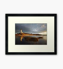 Point Lonsdale Sunrise II Framed Print