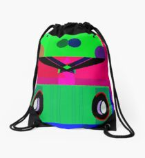 "Hello, My Name Is ""Bill"". Drawstring Bag"