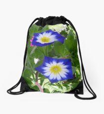 Beauty is Bright Drawstring Bag