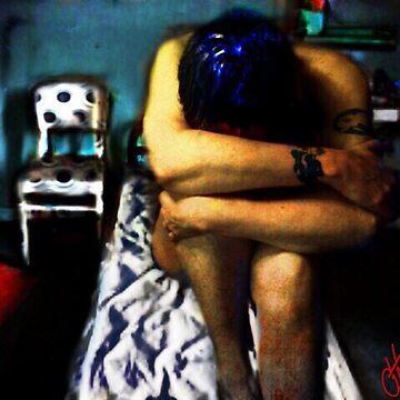 Blue by artepunk