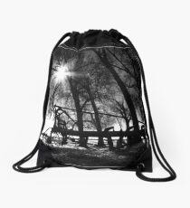 yesteryear Drawstring Bag