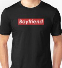 Boyfriend Box Logo Unisex T-Shirt