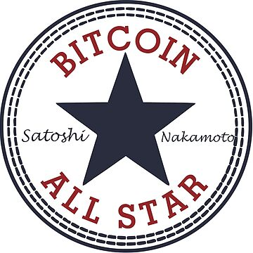Bitcoin All Star by Conanhungry