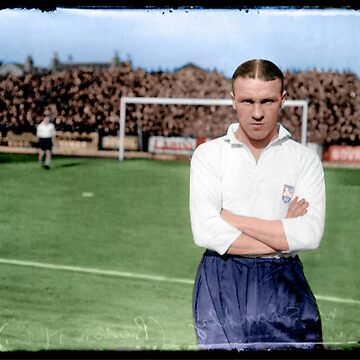 Bill Shankly of PNE by AndythephotoDr