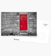 The Red Door Postcards