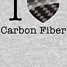 I love Carbon Fiber by CoolCarVideos