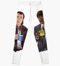 Pulp Fiction - Jimmy's Coffee Leggings