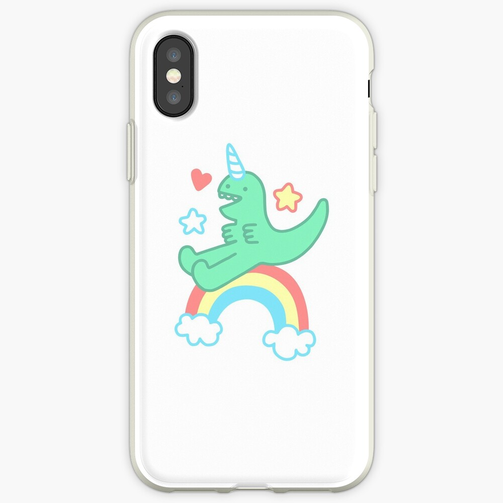 T-REXICORN iPhone Case & Cover