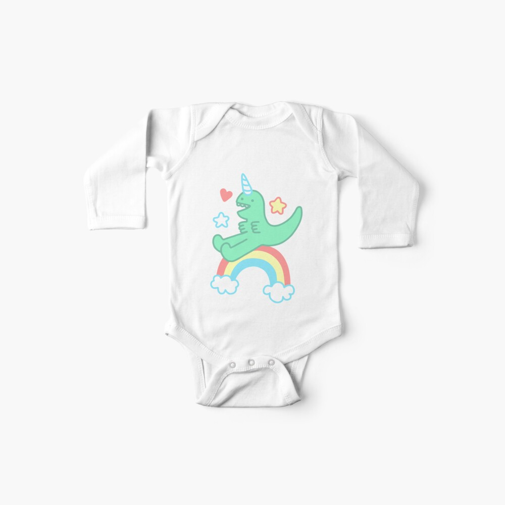 T-REXICORN Baby One-Piece