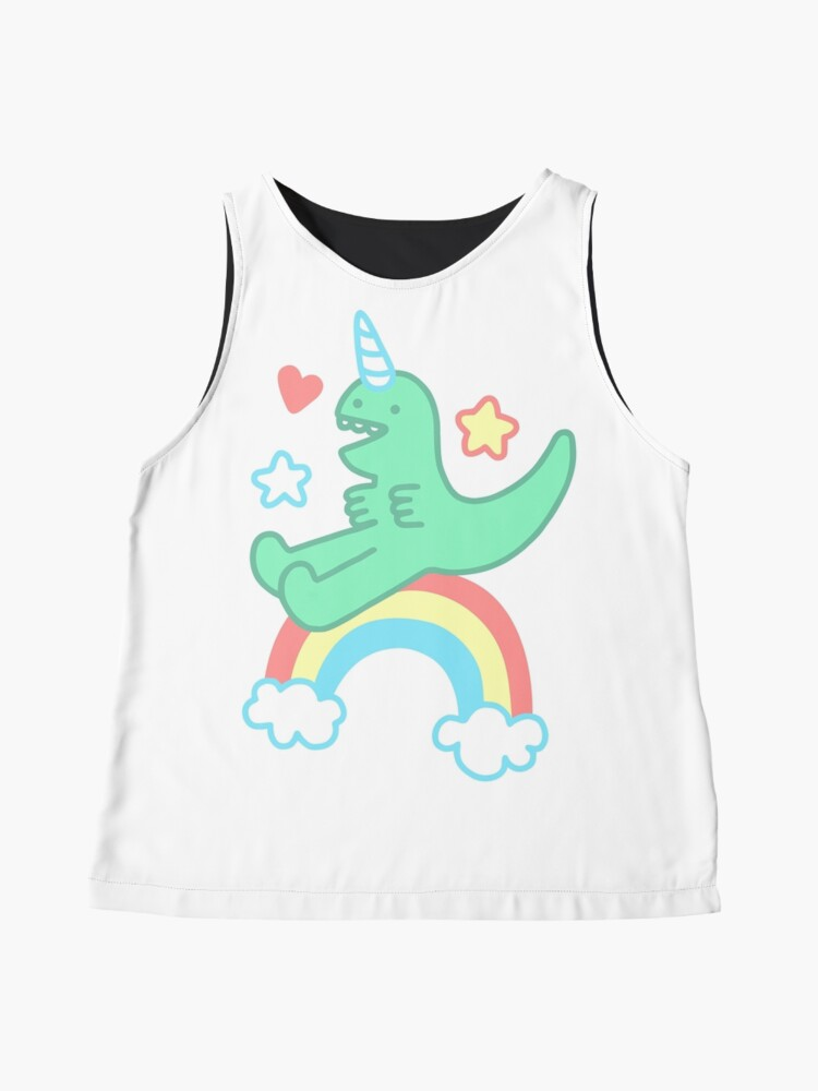 Alternate view of T-REXICORN Sleeveless Top