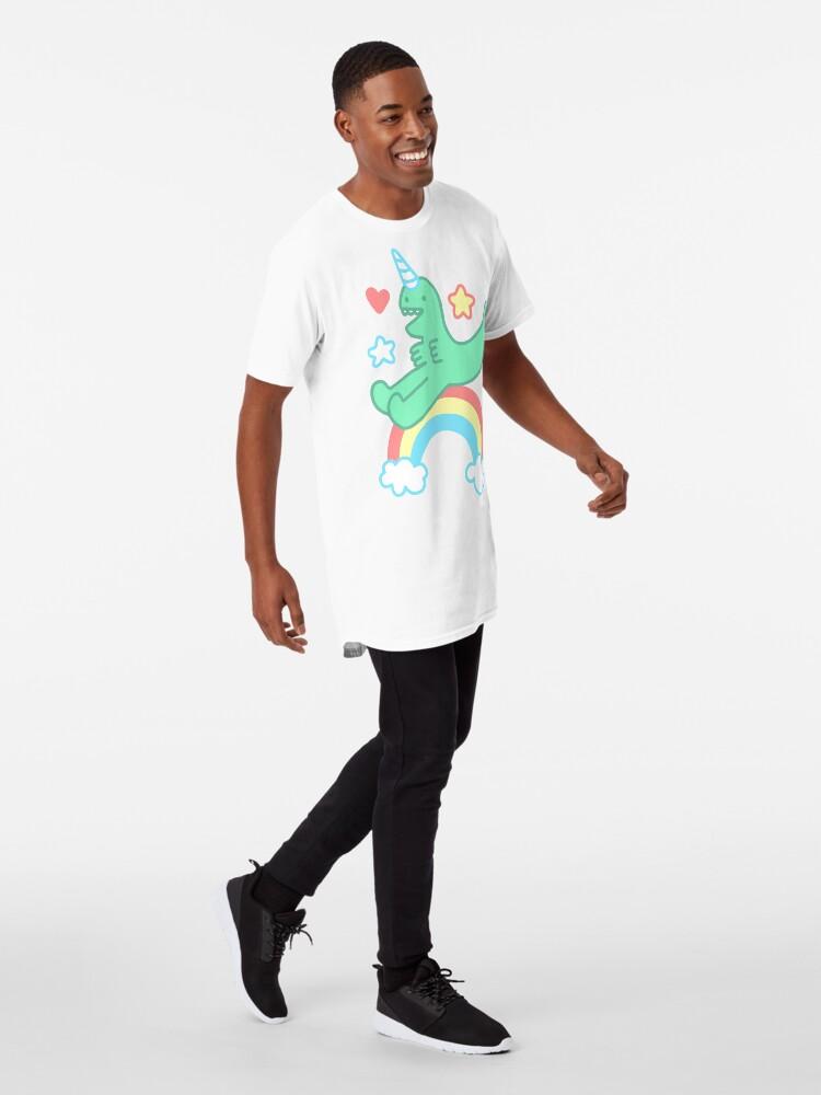 Alternate view of T-REXICORN Long T-Shirt