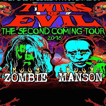 the second tour coming zombie twins evil ngupil by sugabreneb01