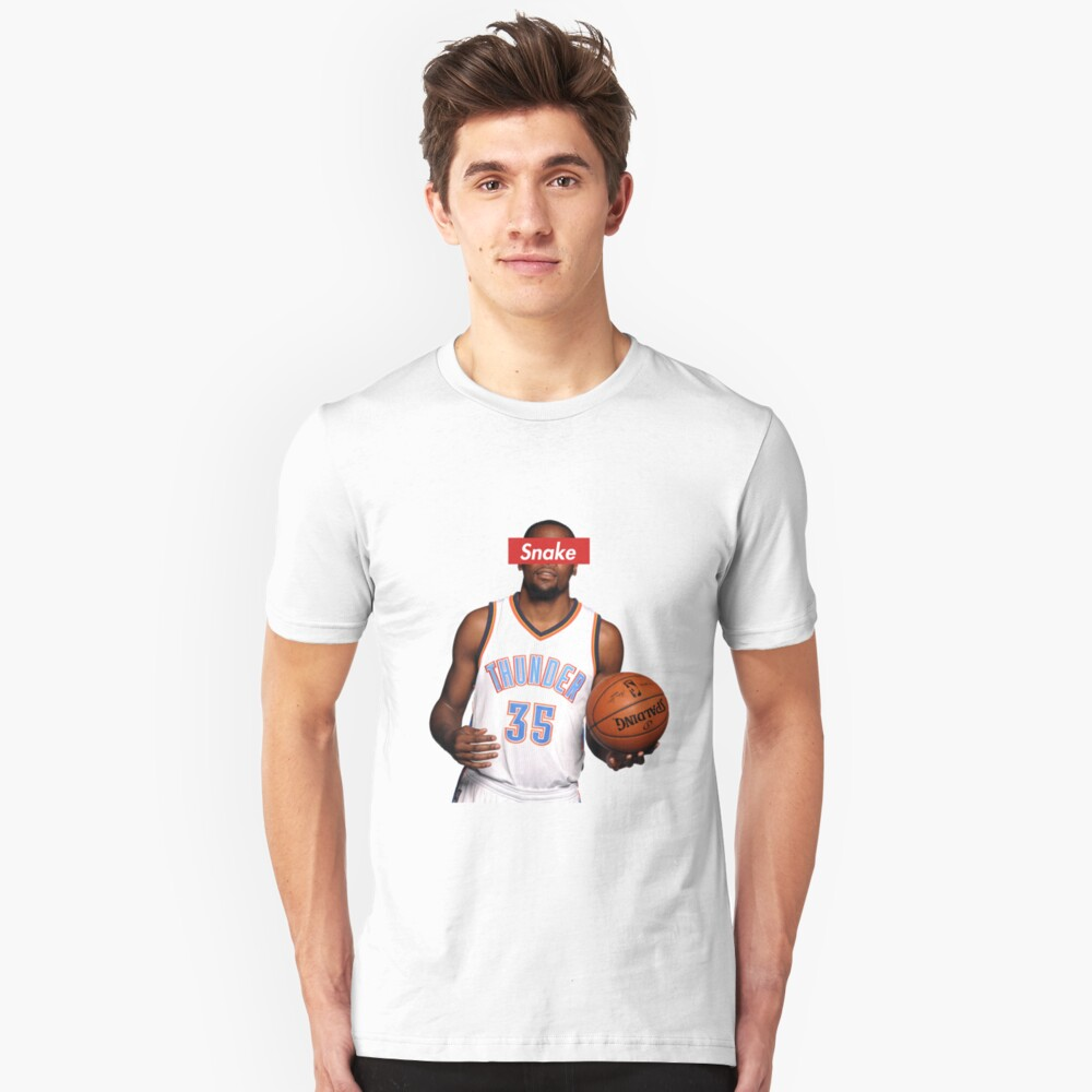 low priced 39415 39f93 Kevin Durant Snake Supreme | Slim Fit T-Shirt
