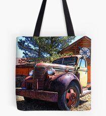 Vintage Heavy Duty Truck 1930's Tote Bag