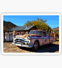 Vintage Packard Caribbean 1953 - Automobile Sticker