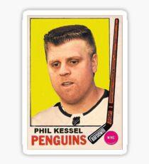 Kessel Card Sticker