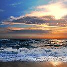 Nantucket Sunset, Massachusetts, USA by Sabine Jacobs