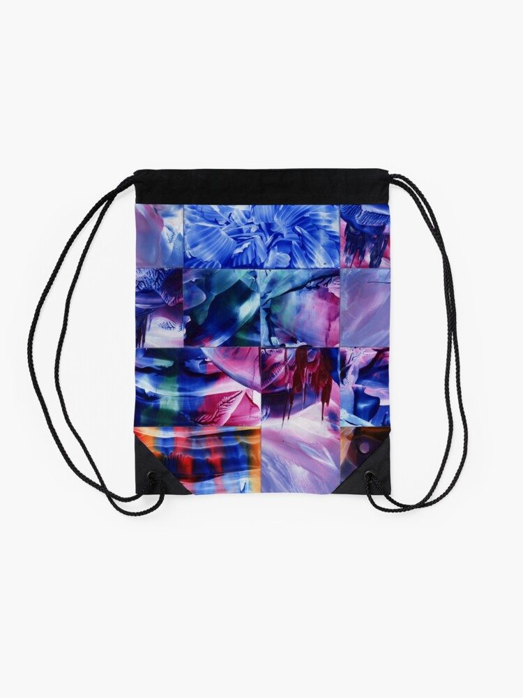 Alternate view of Another World Drawstring Bag